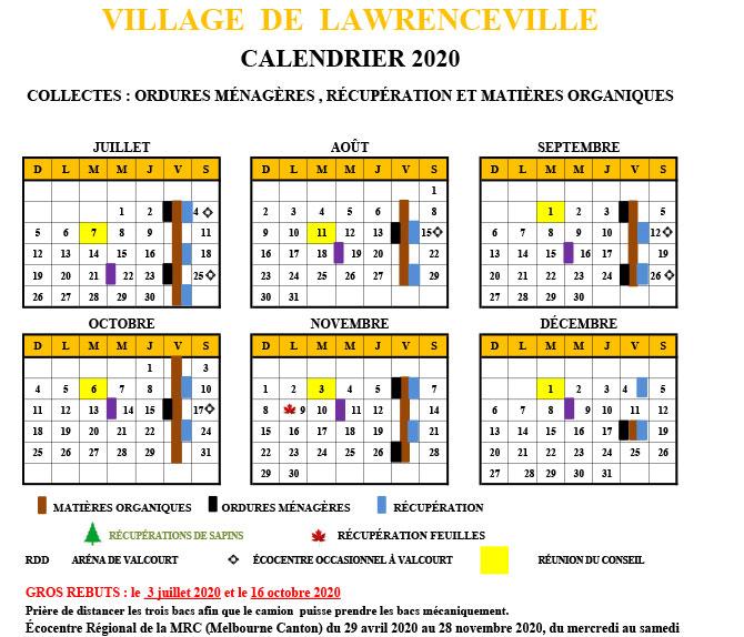 Collectes-calendrier-juillet-a-decembre-2020